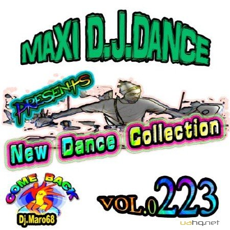 MAXI D.J. DANCE VOL.0223 - New Dance Collection (2012)