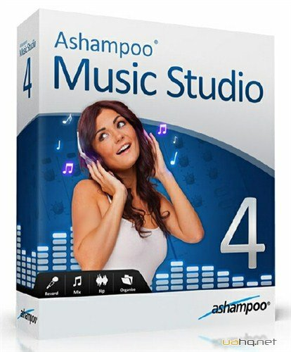 Ashampoo Music Studio 4.0.1.6 Portable