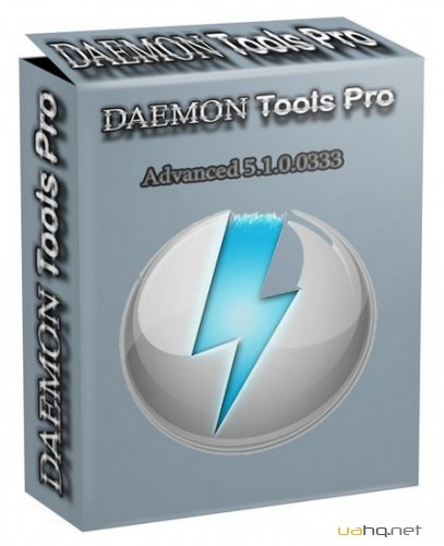 DAEMON Tools Pro Advanced 5.1.0.0333 *BRD*