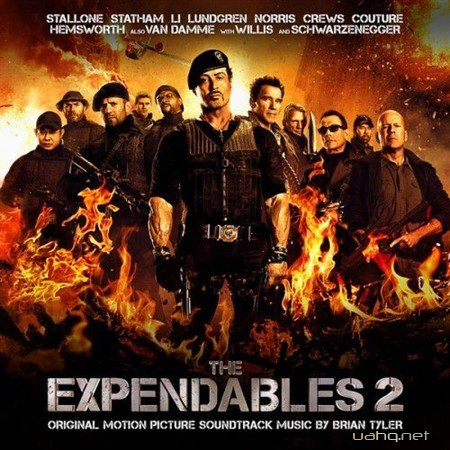 OST - Нестримні 2 / The Expendables 2