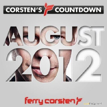 Ferry Corsten presents Corsten's Countdown August (2012)