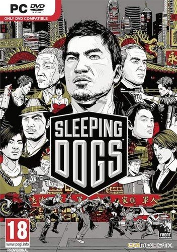 Sleeping Dogs v1.5 + 12 DLC (2012/Rus/Eng/Ger/Multi7/Repack by Dumu4)