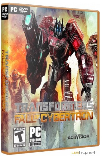 Transformers: Fall Of Cybertron + 2 DLC (2012/PC/Repack/Rus) by Fenixx