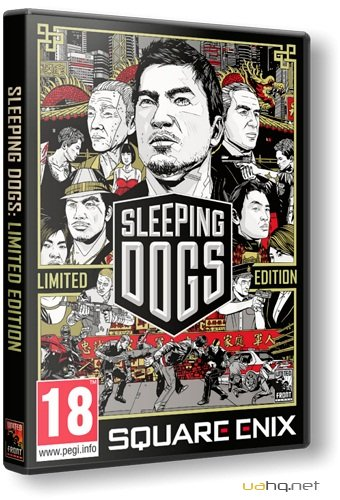 Sleeping Dogs [v.1.4] + 10 DLC (2012/PC/RePack/Rus) by Fenixx