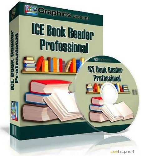 ICE Book Reader Pro 9.0.9b + Lang Pack + Skin Pack