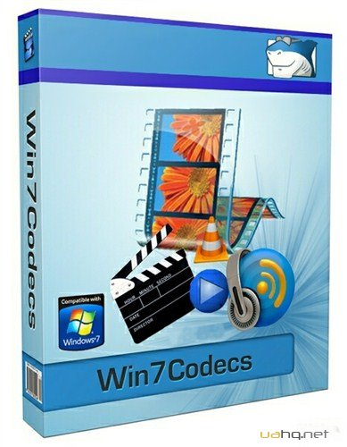 Win7codecs 3.7.8 + x64 Components