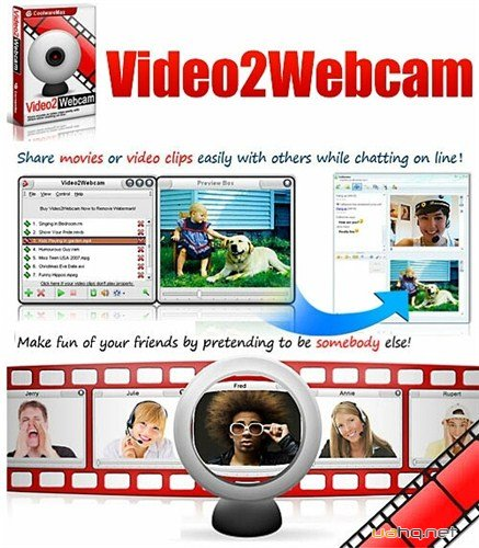 Video2Webcam 3.3.4.8
