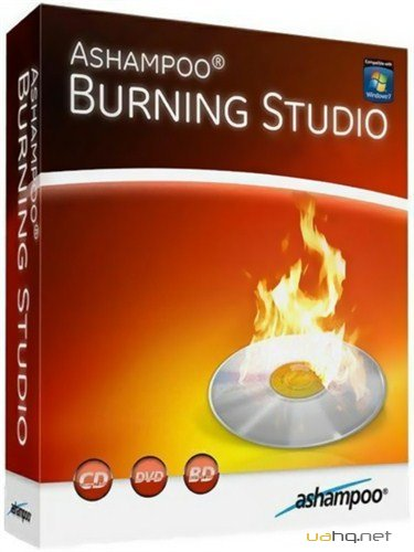 Ashampoo Burning Studio Advanced Free 2012 10.0.15 Portable