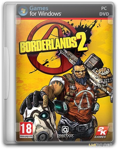 Borderlands 2 (2012/PC/RePack/Eng) by R.G. World Games
