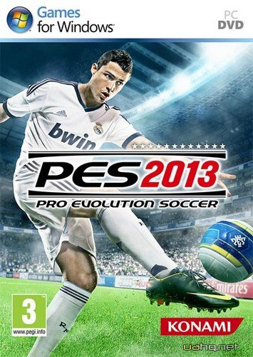 Pro Evolution Soccer 2013 (2012/Rus/Eng/Repack by Dumu4)