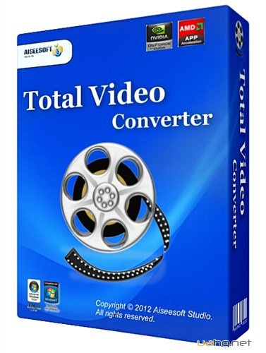 Aiseesoft Total Video Converter Platinum 6.3.20 Portable by SamDel
