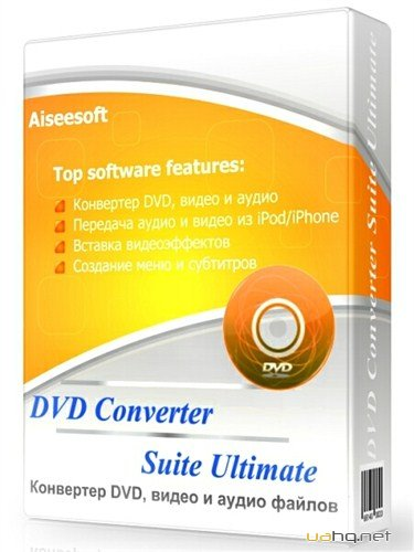 Aiseesoft DVD Converter Suite Ultimate 6.3.28.9310 Portable by SamDel