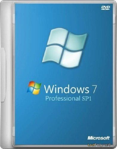 Windows 7 (x86) Professional by Romeo1994 v.1.00 (2012)