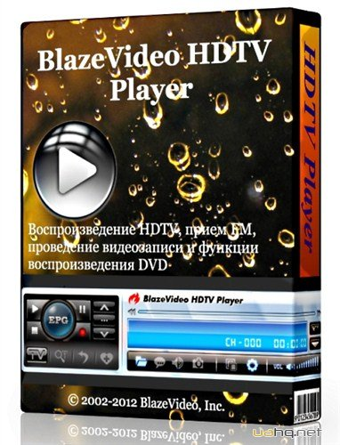 BlazeVideo HDTV Player Professional 6.6.0.3 Portable