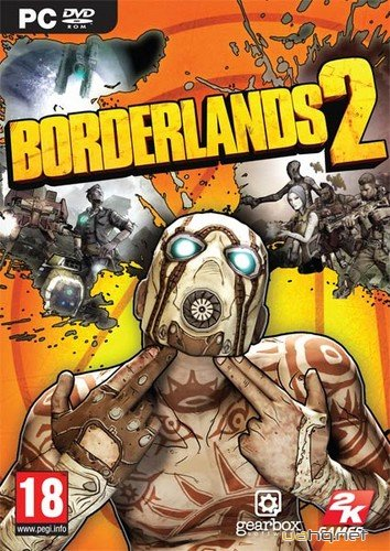 Borderlands 2 Update 1 (2012/Rus/Eng/Repack by Dumu4)