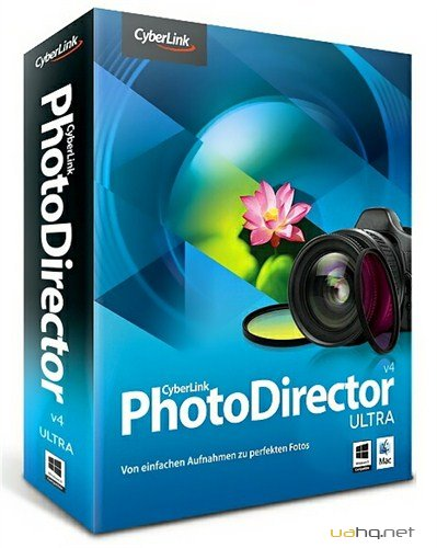 Cyberlink PhotoDirector 4 Ultra 4.0.3306 Portable by SamDel
