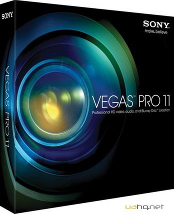 Sony Vegas Pro 11.0 Build 700/701 [MULTi / Російська]