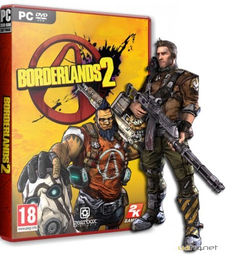 Borderlands 2 v1.0.35.4706 + 1 DLC (2012/Rus/Eng/Multi6/RePack) by R.G. World Games