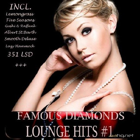 Famous Diamonds Lounge Hits 1 (A Grateful 30 Track Deluxe Edition) (2012)