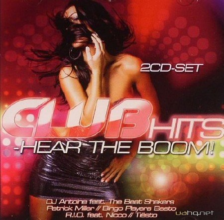 Club Hits - Hear The Boom (2012)
