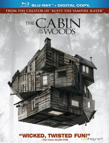 Хижина в лесу / The Cabin in the Woods (2011/BDRip 720p/HDRip/1400Mb/700Mb)