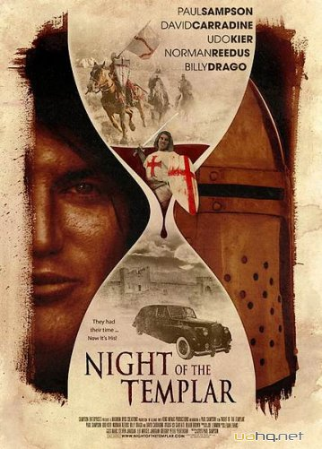 Ночь тамплиера / Night of the Templar (2012) DVDRip