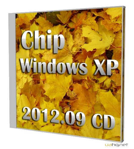 Chip Windows XP 2012.09 CD (RUS)