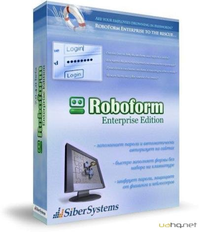 AI RoboForm Enterprise 7.8.3.5 Final