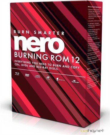 Nero Burning ROM 12 v 12.0.00300 Multilingual