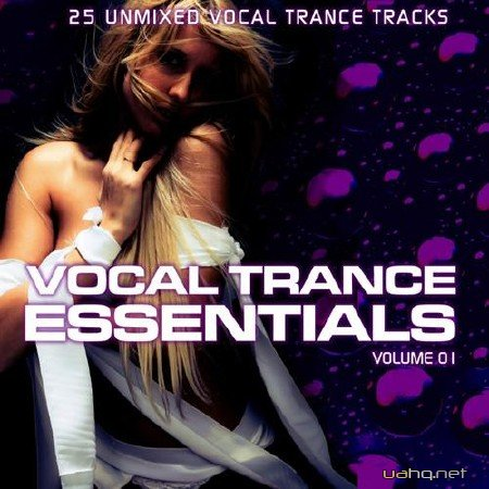 Vocal Trance Essentials Vol 1 (2012)