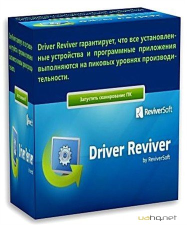 ReviverSoft Driver Reviver 4.0.1.24 Portable Rus by Valx