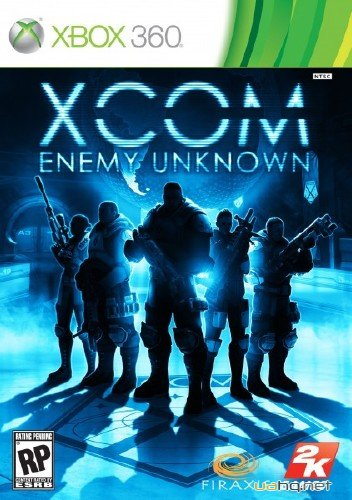 XCOM: Enemy Unknown (2012/ENG/RF/XBOX360)