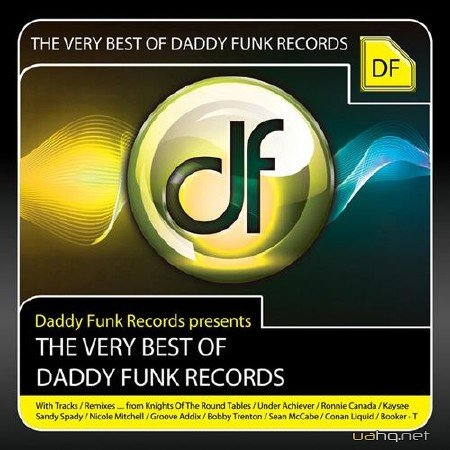 The Very Best Of Daddy Funk Records (2012)