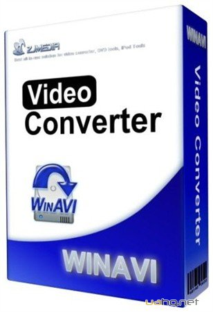 WinAVI Video Converter 11.6.1.4671 Rus/Eng Portable