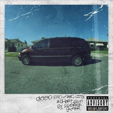 Kendrick Lamar - Good Kid M.A.A.D City (Deluxe Edition)