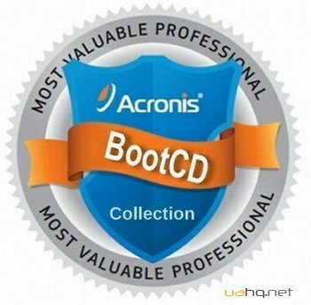 Acronis BootCD Collection 2012 Grub4Dos Edition 10 in 1 v4 (10.19.2012) (Російська)