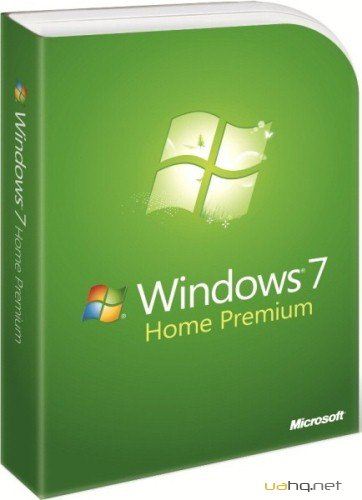 Windows 7 Home Premium SP1 Російська (x86+x64) 12.10.2012