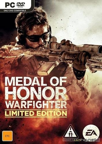 Medal of Honor: Warfighter. Limited Edition (2012/Rus/Eng/Repack by Dumu4)
