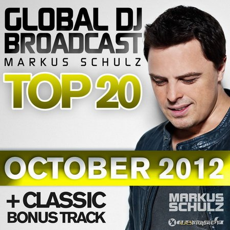 Global DJ Broadcast Top 20 October 2012 (2012)
