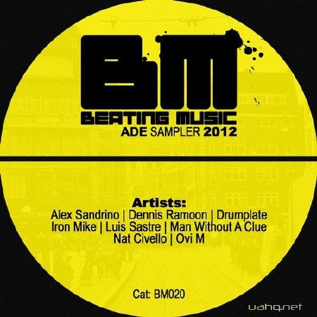Beating Music ADE Sampler 2012 (2012)