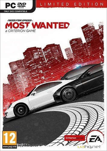 Need for Speed: Most Wanted. Limited Edition (2012/Rus/Eng/Ger/Repack by Dumu4)