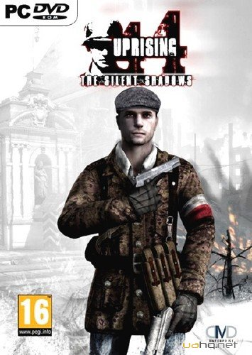 Uprising 44: The Silent Shadows v.1.03 (2012/RUS/ENG/Repack by Fenixx)