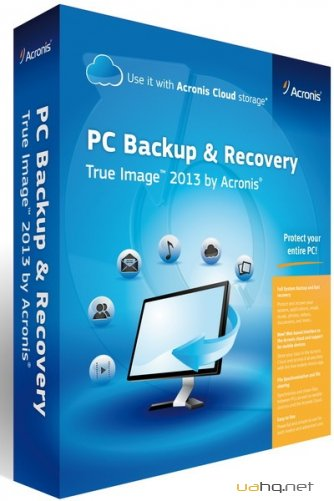 Acronis True Image Home 2013 16 Build 5551 + PlusPack + BootCD [RUS]