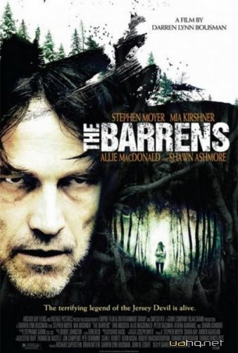 Пустки / The Barrens (2012/HDRip)
