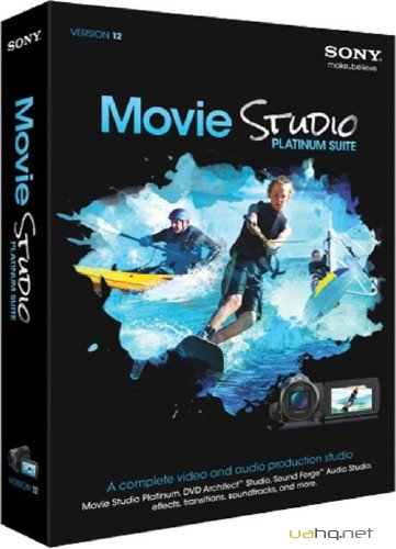 Sony Movie Studio Platinum 12.0.755 / 12.0.756 ML/Rus