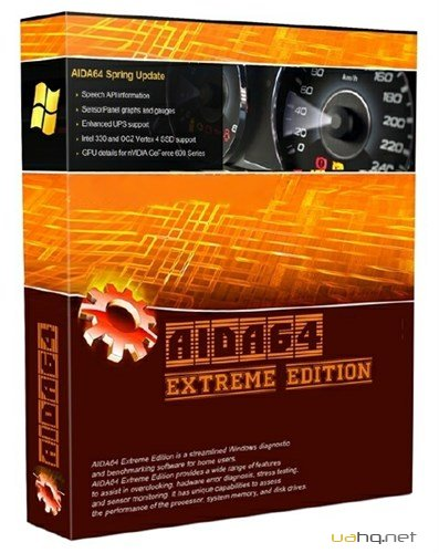 AIDA64 Extreme Edition 2.85.2406 Beta