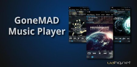 GoneMAD Music Player 1.4.9