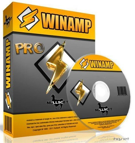 Winamp Pro 5.70 Build 3367 Beta