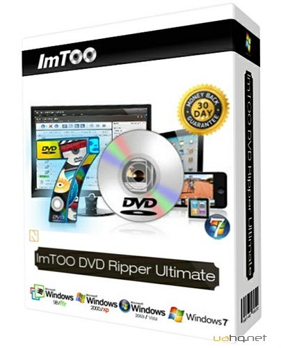 ImTOO DVD Ripper Ultimate 7.7.2.20130418