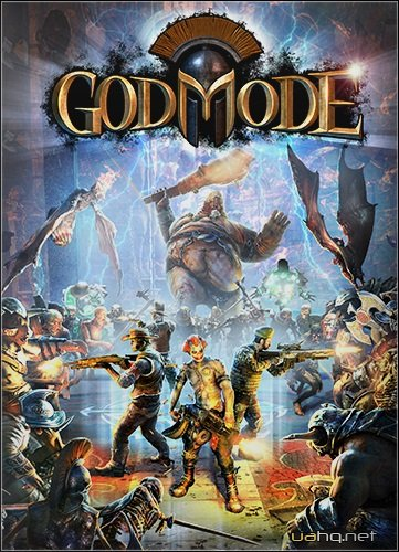 God Mode (2013/PC/RUS) RePack від =Чувак=